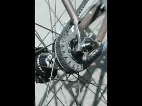 Fixie Inc belt drive fixed gear bike