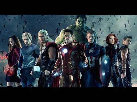 Top 10 Marvel elokuvat