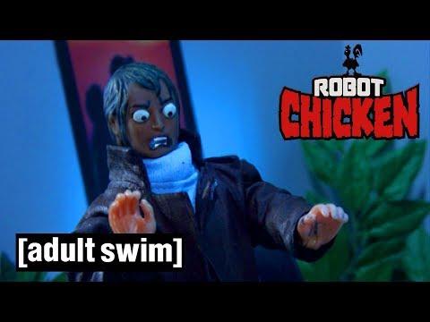 Robot Chicken | Happy End | Adult Swim
