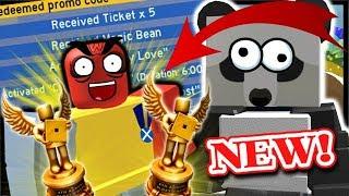 NEW *OP* CODE FOR BLOXYS WIN & BONUS CODE! | Roblox Bee Swarm Simulator