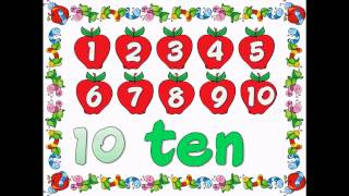 Numbers from  1 to 10 lesson