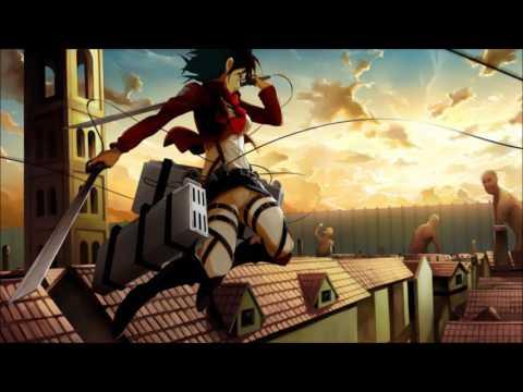 Attack on Titan Season 2 OST  - Barricades [Extended]