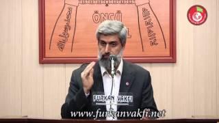 Alparslan Kuytul Hocaefendi'den Diz Kapağı Meselesine Cevap