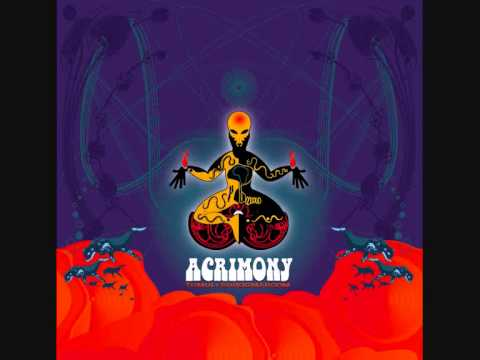 Vy - Band: ACRIMONY (UK) LP: Tumuli Shroomaroom 1997.