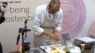 Mangiare green allunga la vita. Chef Salvini: «I medici vogliono la formazione alimentare»