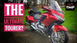 1. 2018 Honda GL1800 Goldwing Review