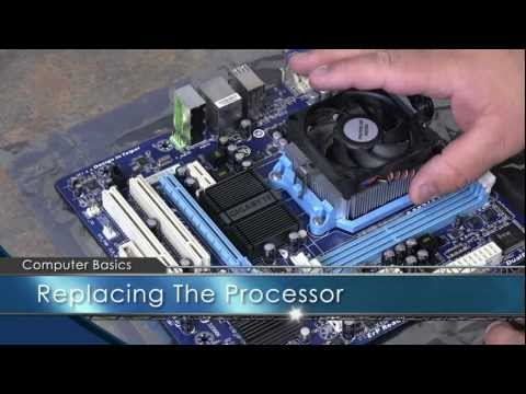 Computer - http://www.cteskills.com Computer Hardware A desktop computer is comprised of many diverse components. This video will identify each piece of hardware that m...