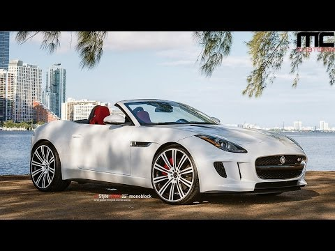 MC Customs Jaguar F-Type
