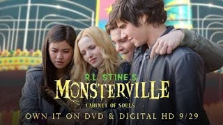 R L  Stine   S Monsterville  Cabinet Of Souls   Trailer   Own It Now