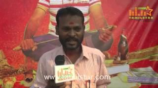 Paramaguru at Pena Kaththi Movie Press Meet