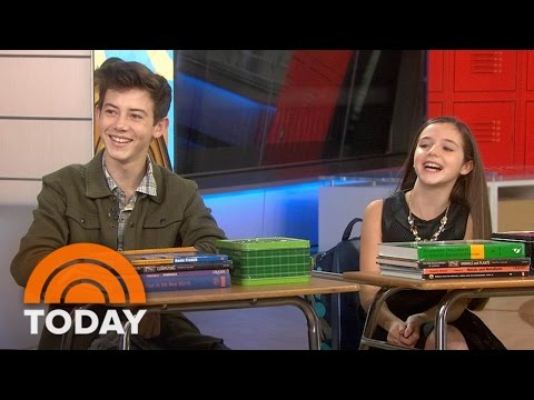 Meet The Young Stars Of 'Middle School: The Worst Years Of My Life' | TODAY