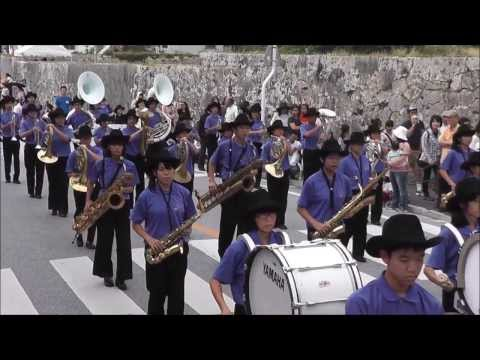 首里中学校吹奏楽部(SHURI JUNIOR HIGH SCOOL WIND ENSEMBLE)