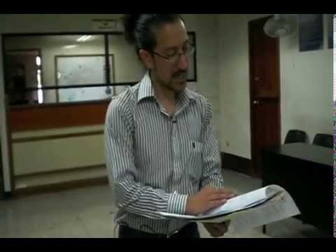 "Video. ""Entrega papelería 3er antejuicio contra Fiscal General"" (26 mar 2014)"