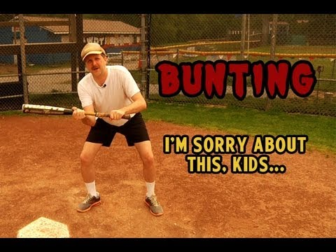 Kent - Click Like/Subscribe. Comment and tell Kent about a time you waived off your dumbass 3rd base coach on a bunt sign. Pre-Order the Never Bunt T-Shirt at http:...