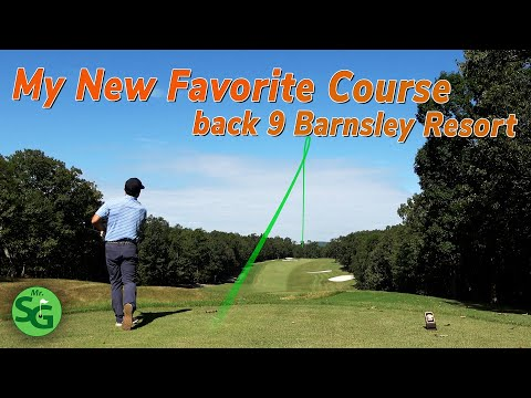 The Best Golf Course in North Georgia - Barnsley Resort