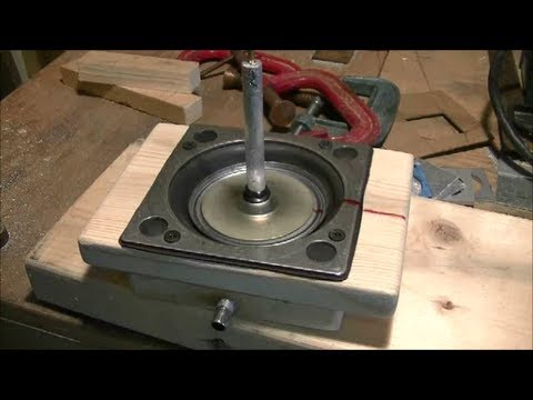 How To Build a DIY Diaphragm For a Powerful Stirling Engine