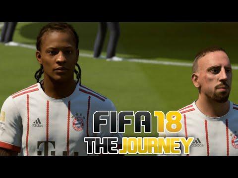 Neue Arbeitskleidung 🎮 FIFA 18: The Journey: Hunter Returns #22