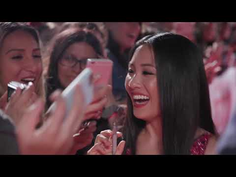 HUSTLERS: CONSTANCE WU RED CARPET ARRIVALS TIFF 2019