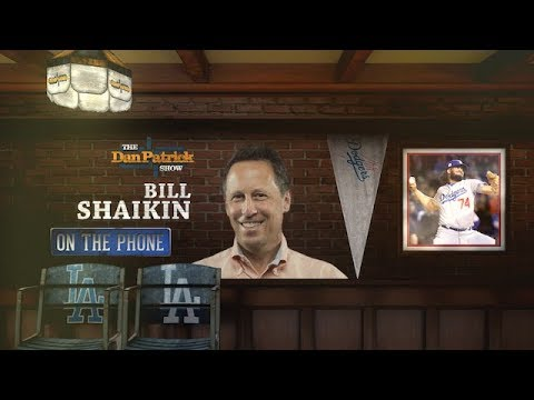 LA Times Bill Shaikin On Dodgers, Kenley Jansen's Health & More w Dan Patrick | Full Interview