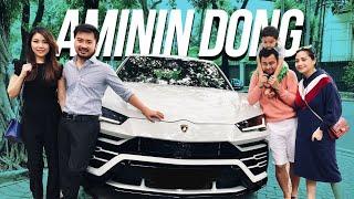 Video Sekeluarga Pagi-Pagi Nyobain Lamborghini URUS MP3, 3GP, MP4, WEBM, AVI, FLV Februari 2019