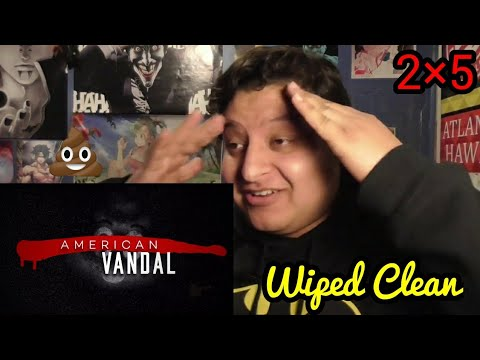 American Vandal: Season 2 Episode 5 Wiped Clean REACTION!!