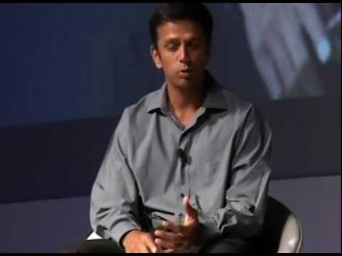 TCS - Part 1: N Chandrasekaran, CEO & MD, TCS, interviews legendary cricketer and former Indian captain Rahul Dravid at TCS' annual leadership meet - Blitz 2012. T...