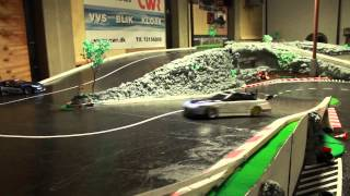 Esbjerg RC Drift Invitational Meet February 2nd 2013.