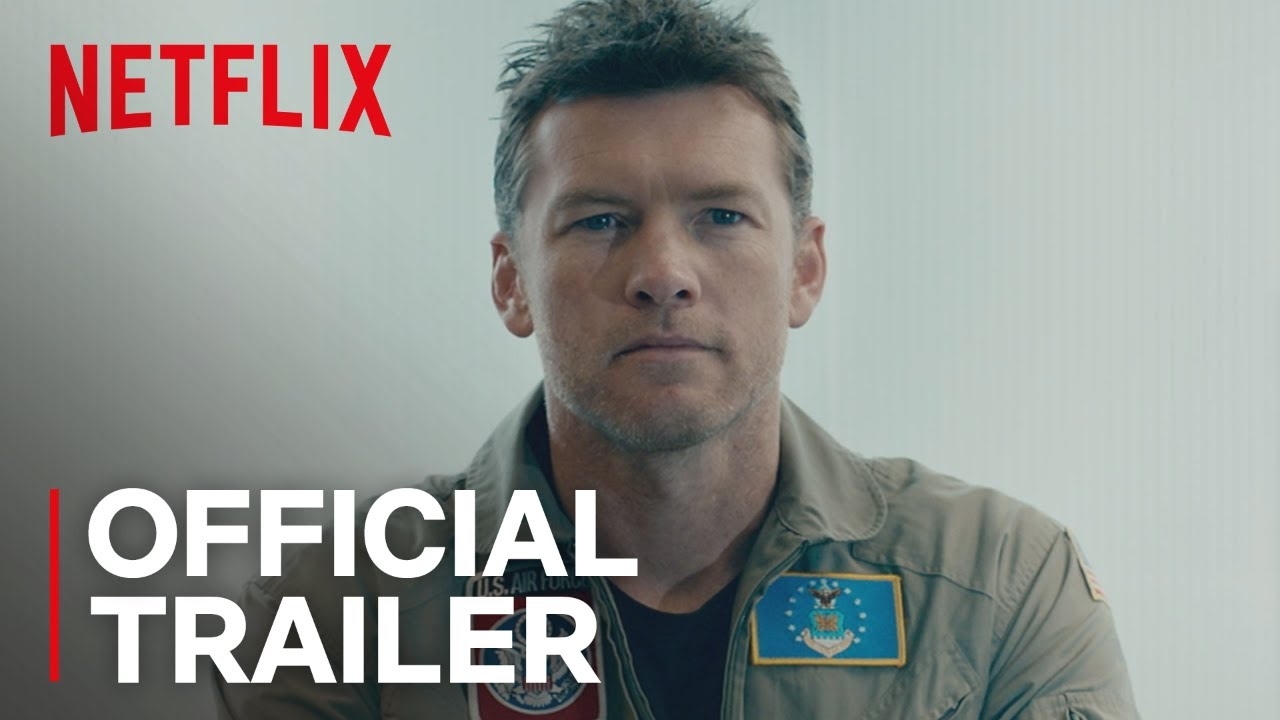 Mankind has One Choice Evolve or Die as Sam Worthington becomes a Super Human in Sci-Fi Thriller 'The Titan' (Trailer #2) with Tom Wilkinson