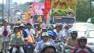 Hành Trình Phật Ngọc Hòa Bình Thế Giới Tại Việt Nam 4/11