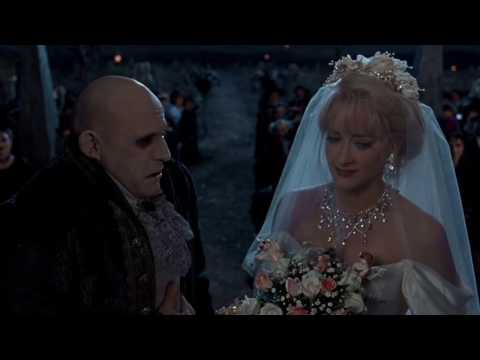 Addams Family Values (1993) - Fester's Wedding