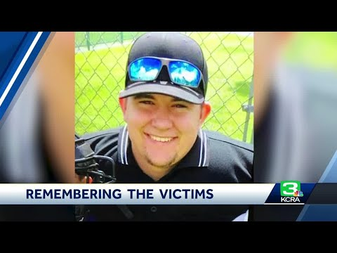 'He's gone,' Folsom Grandmother Remembers Man Killed In Thousand Oaks Mass Shooting