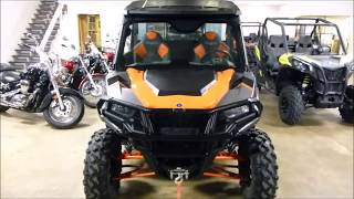 4. 2017 Polaris General 1000 EPS Deluxe