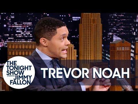 Trevor Noah Is Lupita Nyong'o's Son