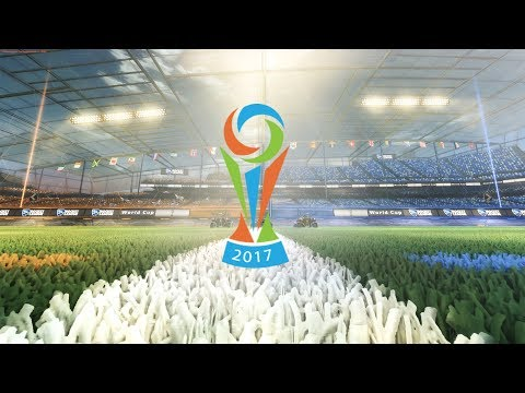 2017 World Cup Trailer | Rocket League (видео)
