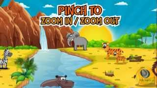 Safari Animals for Kids - Free YouTube video