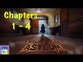 Adventure Escape Asylum: Chapters 1 2 3 4 Walkthrough G