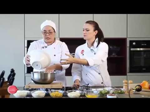 Nutricionista da Apetit participa de quadro de culinária