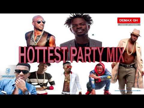 HOTTEST PARTY MIX (GHANA) afrobeats dj la tet#fameye #ghanamusic #mzvee #wendyshay