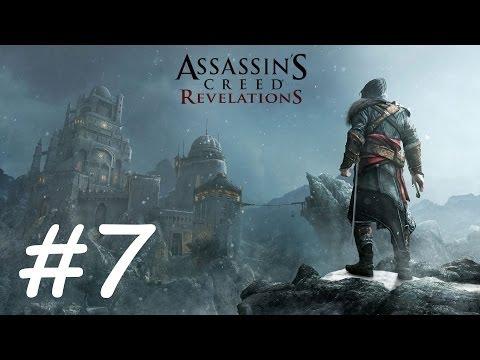 """Assassin's Creed: Revelations"", walkthrough (100% sync), Sequence 7: Underworld"