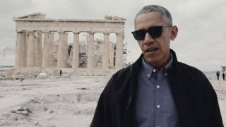 Athens Greece  city images : President Obama in Athens, Greece