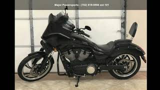 10. 2014 Victory Motorcycles® Vegas 8-Ball® Gloss Black
