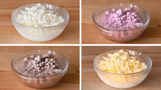 Liquid Nitrogen Ice Cream 4 Ways by Tasty