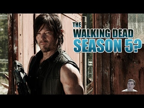 Norman Reedus Filming a New Movie – What About The Walking Dead Season 5?