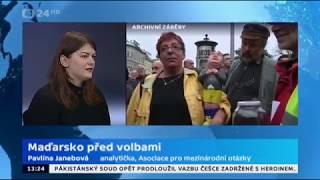 Maďarsko před volbami