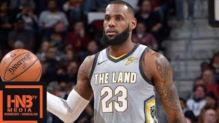 Cleveland Cavaliers vs Houston Rockets Full Game Highlights / Feb 3 / 2017-18 NBA Season