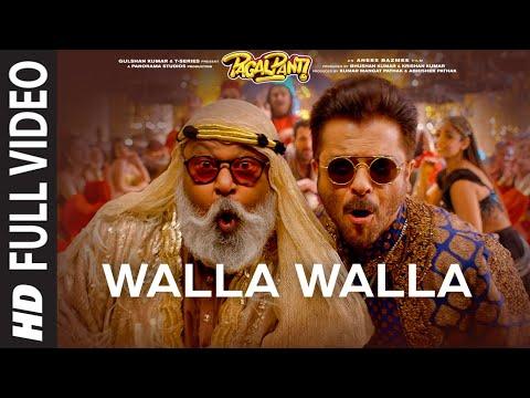 Walla Walla - Full Video | Pagalpanti | Anil K, John, Ileana, Kriti, Pulkit, Arshad, Urvashi, Saurabh