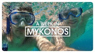 Mykonos Greece  city photo : MYKONOS (Greece) ● Marco & Alan Travel Experience