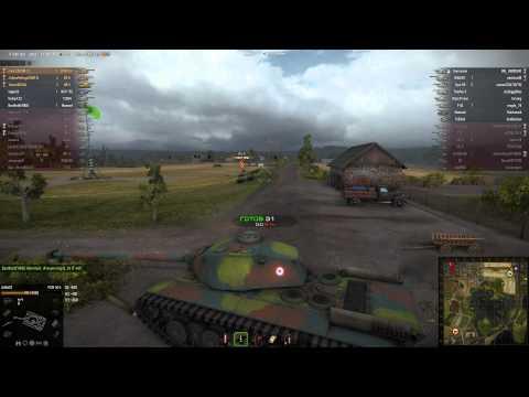 World of Tanks fcm 50 t выжить любой ценой