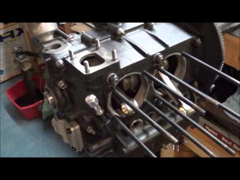 VW bug engine rebuild