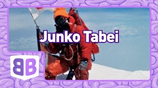 Il y a 40 ans, Junko Tabei était au sommet de l'Everest